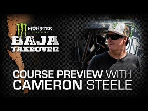 2012 Tecate SCORE Baja 1000 - Course Preview With Cameron Steele