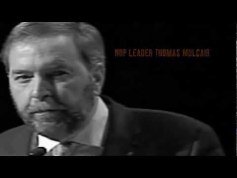 Mulcair's NDP