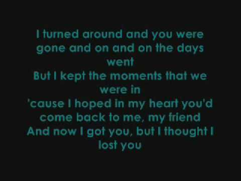Miley Cyrus - I Thought I Lost You