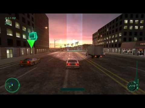 Midnight Club II Gameplay Maxed Out 720p