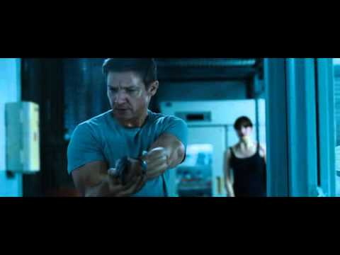Bourne Legacy Fight