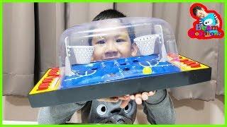 น้องบีม   รีวิวของเล่น EP113   ชู้ตบาสตัวเลข Toys
