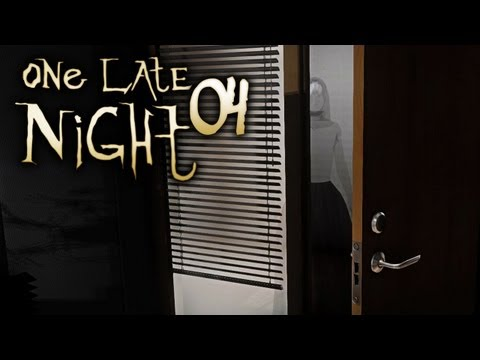 ONE LATE NIGHT [HD+] #004 - Tyrannen-Kacksau-Mobbing-Oma  Let's Play One Late Night  Indie Horror