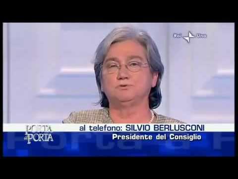 Berlusconi insulta Rosy Bindi