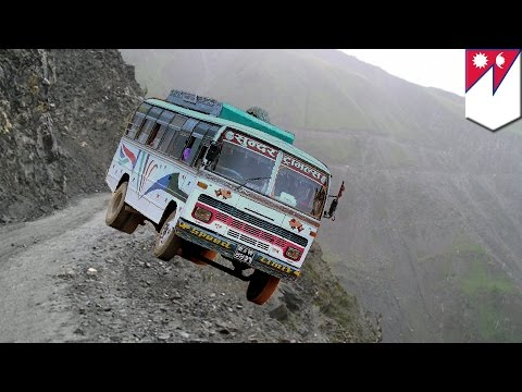 Nepal bus crash: Overcrowded bus plunges hundreds of feet down steep hill, killing 30 - TomoNews
