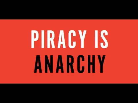 Piracy is Progress / Piracy is Evil
