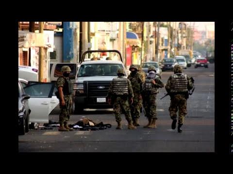 Masacres ocurridas en México en el 2013