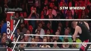 Kevin Owens vs Roman Reigns Full Match - WWE Royal Rumble 2017 Full MATCH HD