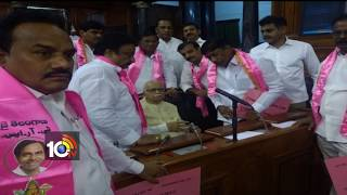 TRS MPs to Meet BJP Leader LK Advani | Reservations | Delhi