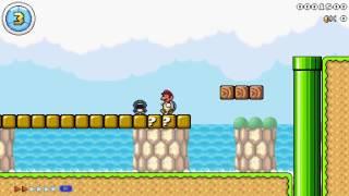 Mario Editor ALL POWERUPS