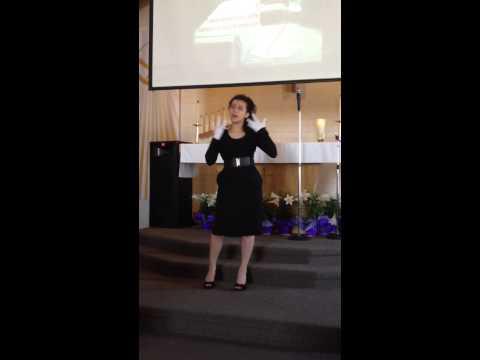 Jesus In Disguise In Asl video