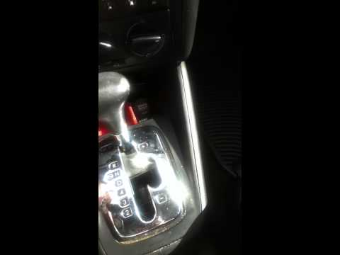 Shifter Assembly Issue On Vw Jetta 1.8t