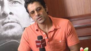Thaandavam - Vikram Talks about Daniel Kish| Thandavam tamil movie | vikram interview
