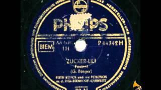 Zucker Lili - Ruth Bruck / Die Peheiros / Sigi-Stenford-Quintett