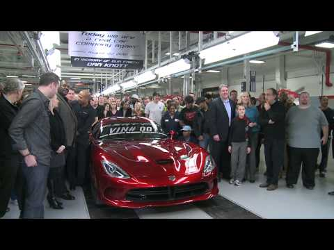 Chrysler Under the Pentastar 1-11-13