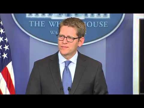 Jay Carney Applauds Senate Passage of ENDA: To Oppose Is to Be 'Left Behind by History'