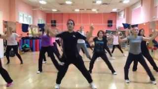 "Samba Reggae ""Flor do Reggae""  (Ivete Sangalo) Tumbao Fitness & Dance"