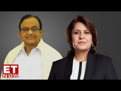 P. Chidambaram To ET NOW On Inflation Rates & High Deficit | Exclusive Interview
