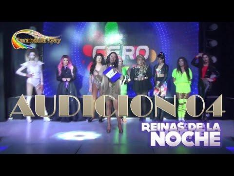 CUARTA AUDICION REINAS DE LA NOCHE 2 - CANAL FARANDULA GAY