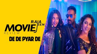 Raja Sen's movie review of 'De De Pyaar De'