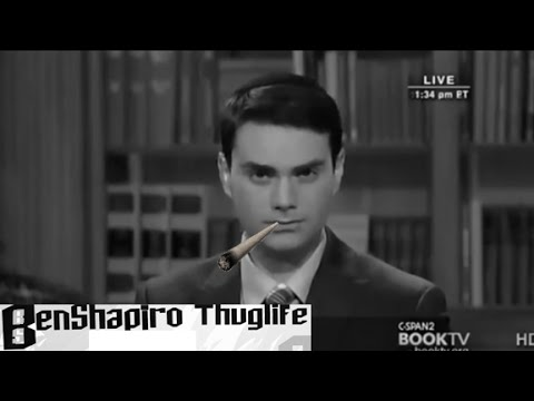 Ben Shapiro Thug Life - Fighting The Left