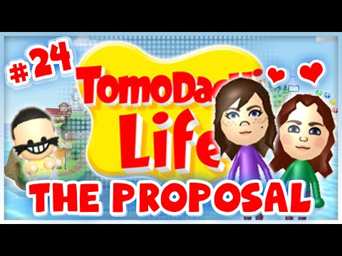 Tomodachi Life - #24 - The Proposal klip izle