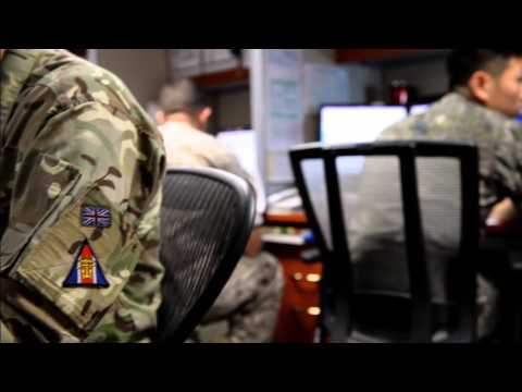 607th Air and Space Operations Center Supports Ulchi Freedom Guardian