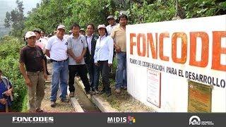 2014 04 22 - Lima, San Mateo de Otao - Inauguración de sistema de riego en Salpín (HD)