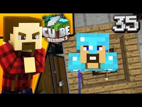 THAT TIME AGAIN!!   Minecraft Cube Civil War #35