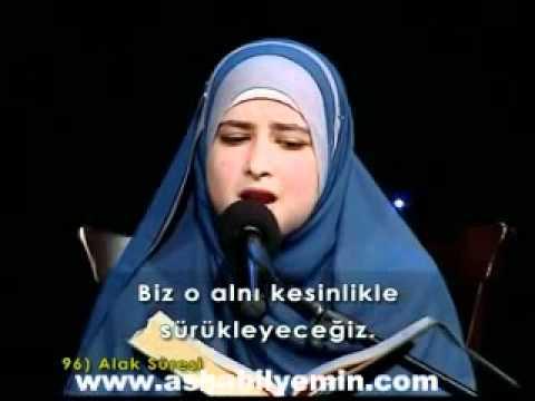Qira'ah Merdu Sumayyah Abd Aziz video
