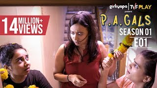 TVFPlay |  PA-GALS S01E01 | Watch all episodes on www.tvfplay.com