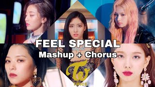 TWICE - 'FEEL SPECIAL' Teaser Mashup + Chorus
