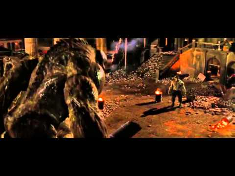 Hulk (2008) vs Abomination