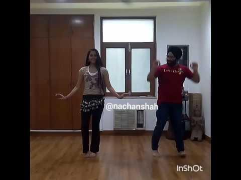 Nachna Onda Ni!! |Bhangra| @nachanshah