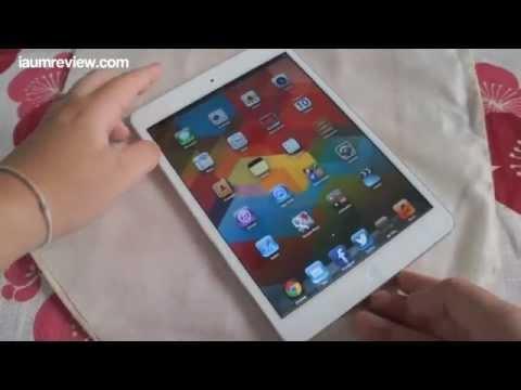 รีวิว iPad mini แบบไทยไทย : EP1 Web / อ่านCartoon / E-Book
