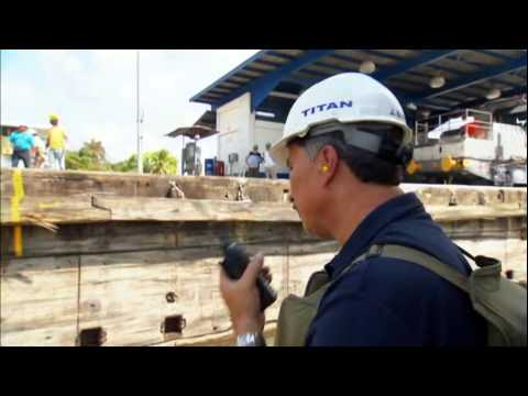 Extreme Engineering - Panama Canal (documentary)