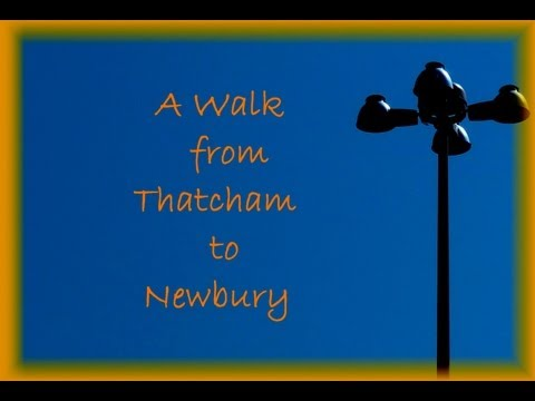 A Walk from Thatcham to Newbury