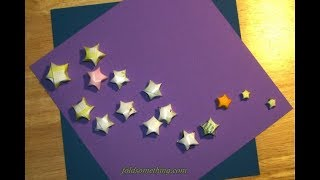 How To Make Origami Lucky Stars From Scratch