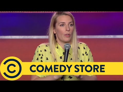 Sara Pascoe's Uber Phobia | Comedy Central At The Comedy Store