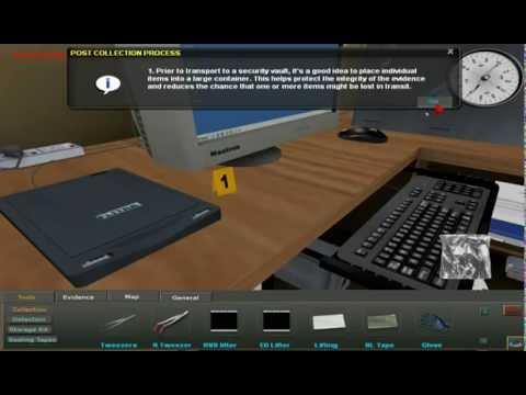 Kwick CrimeSim computerforensic
