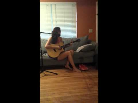 I Could Just Die In Your Arms (Justin Bieber Cover) sung by Stephanie Melinda