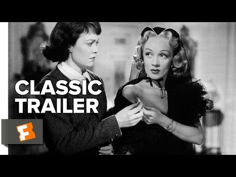 Stage Fright (1950) Official Trailer - Jane Wyman, Alfred Hitchcock Movie HD