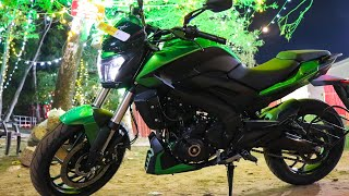 2019 Bajaj Dominar 400 Detailed Review!!(Day & Night Ride with all info)