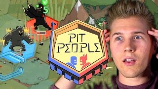 Pit People [I CAN'T BELIEVE THIS!] Insane Gameplay | Let's Play Pit People Walkthrough Part 3