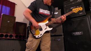 Download Lagu Oldschool Bass Tone and Styles - Vintage P Bass Copy - Andy Irvine Gratis STAFABAND