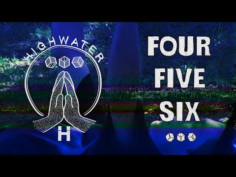 Highwater Skateboards Presents: FOUR, FIVE, SIX