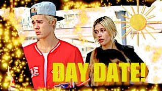 Selena Who? Justin Bieber And Hailey Baldwin Enjoy A Lunch Date In Beverly Hills [2014]