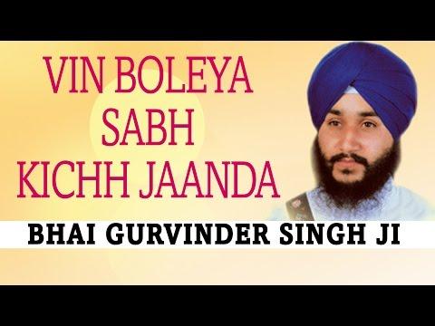 Vin Boleya Sabh Kichh Jaanda [full Song] Vin Boleya Sabh Kichh Jaanda video