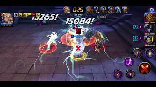 Emma Frost Shadowland Floor 29 Solo Clear - Marvel Future Fight