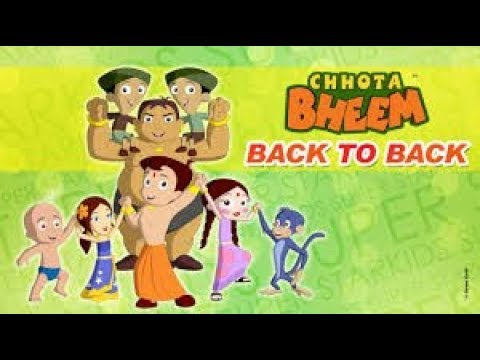 Chhota Bheem - Back To Back video